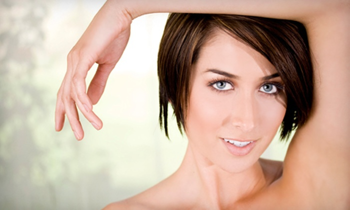 Forest Hills Laser Spa - Forest Hills: Six Laser Hair-Removal Treatments on a Small, Medium, or Large Area at Forest Hills Laser Spa (Up to 78% Off)