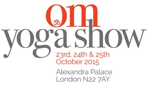 The OM Yoga Show: Om Yoga Show: Two Day Tickets for Friday, Saturday or Sunday, 23 - 25 October (Up to 55% Off)