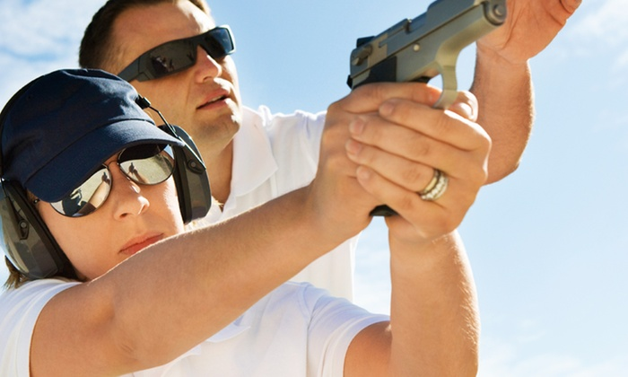 Shooting Fever - Three Lakes: Concealed-Carry Class for One or Two at Shooting Fever (Up to 54% Off)