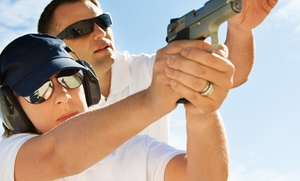 Shooting Fever: Concealed-Carry Class for One or Two at Shooting Fever (Up to 54% Off)