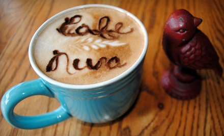 Cafe Nura - Cafe Nura in Webster Groves