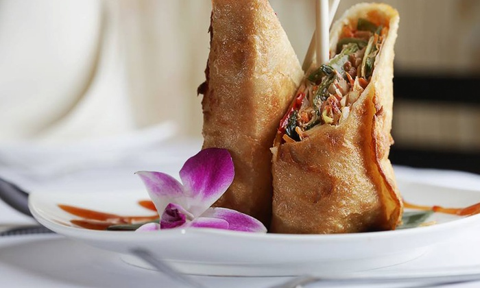 Chal Chilli - Kips Bay: Buffet Lunch for Two or Asian Fusion Dinner Cuisine for Two at Chal Chilli (Up to 54% Off)