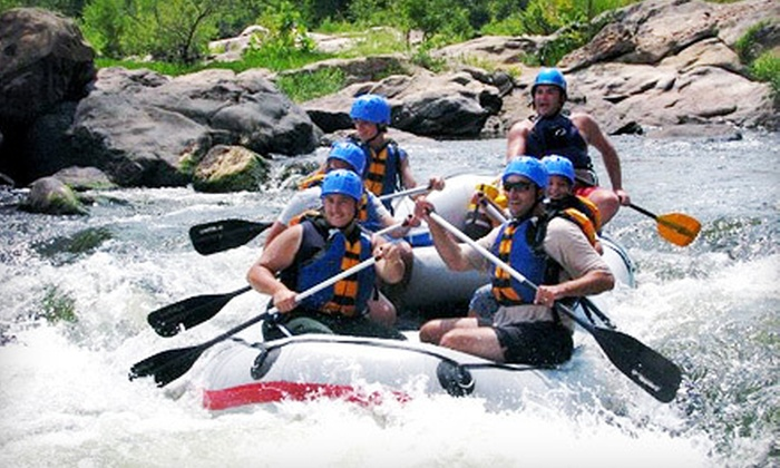River City Rafting - Old Town Manchester: Guided Weekday City Rafting Trip or Weekend Tubing Trip for Two from River City Rafting (Half Off)