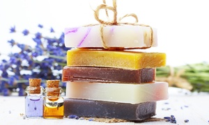 Centre of Excellence Online (US Account): $5 for Soap-Making Course from Centre of Excellence Online ($325.32 Value)