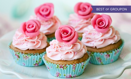 Up to 47% Off Desserts at Cupcake Craving