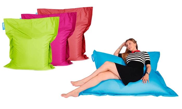 Marvelous Big Bertha Large Beanbag Groupon Goods Uwap Interior Chair Design Uwaporg