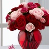 50% Off Valentine's Day Flowers and Gifts. Two Options Available.