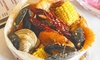 Up to 21% Off Cajun Seafood Meal at Happy Crab