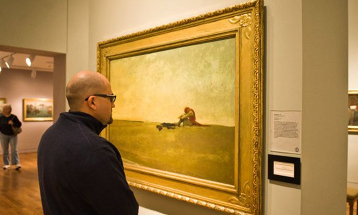 Delaware Art Museum - Highlands: Admission to the Delaware Art Museum (Up to 50% Off). Two Options Available.