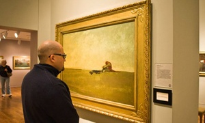 Delaware Art Museum: Admission to the Delaware Art Museum (Up to 50% Off). Two Options Available.