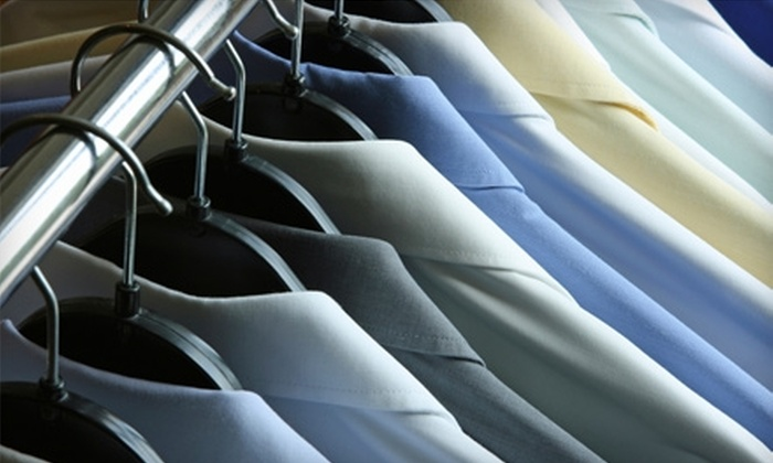 Uptowne Drycleaning - Alhambra: $20 for $40 Worth of Dry-Cleaning and Laundry Services from Uptowne Drycleaning