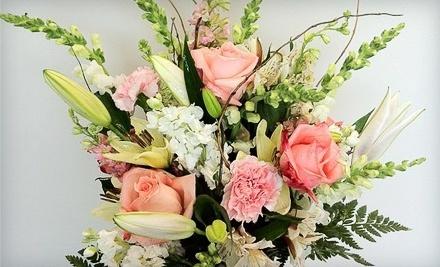 $50 Groupon to Loren's Floral & Boutique - Loren's Floral & Boutique in Cuyahoga Falls