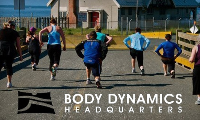 Body Dynamics Headquarters - Downtown: $49 for a Four-Week Outdoor Boot Camp from Body Dynamics Headquarters