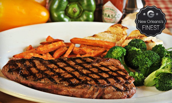 O'Henrys - Multiple Locations: $15 for $30 Worth of Steak-House Food and Drinks at O'Henrys