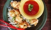 Si Fu - Roscoe Village: Chinese-Latino Fusion Meal with Drinks for Two or Four at Si Fu Chino Latino Kitchen (Up to 50% Off)
