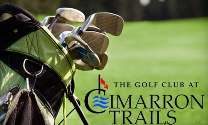 The Golf Club at Cimarron Trails - Perkins: $15 for a Round of Golf and Cart at The Golf Club at Cimarron Trails