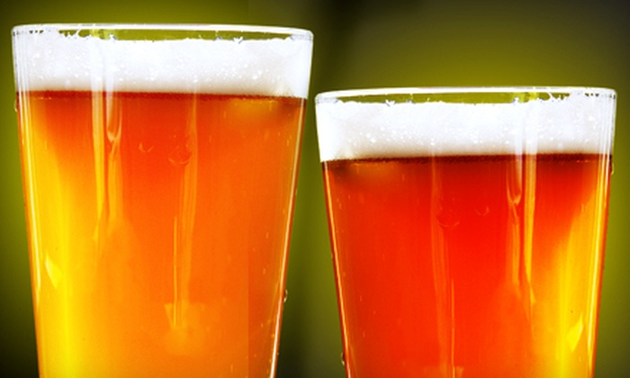 McG's Irish Pub - Chatsworth: Beer-Flight-and-Appetizer Combo or Beer-Flight-and-Entree Combo at McG's Irish Pub in Chatsworth (Up to 62% Off)