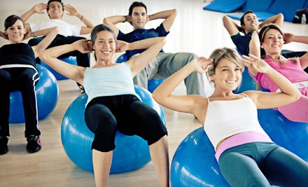 8 Cardio Cross Fit, Spin, or Body Tone Core Sculpt Classes (a $64 value) - Fit For Change in Chilliwack