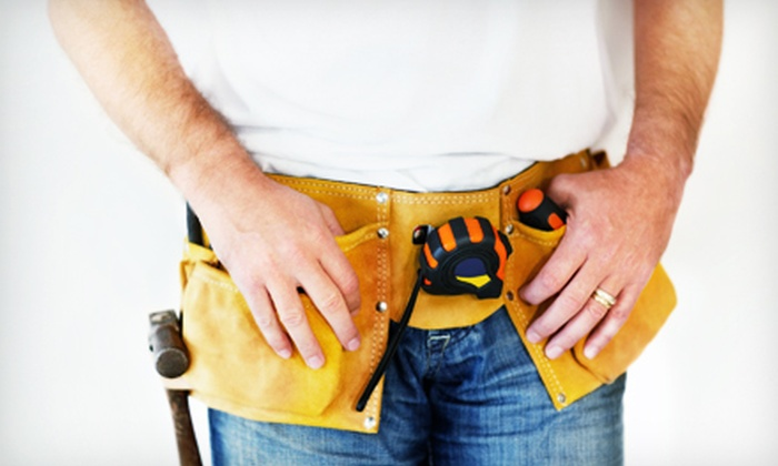 Avery Handyman Services - Central Omaha: $69 for Two Hours of Handyman Services from Avery Handyman Services ($147 Value)