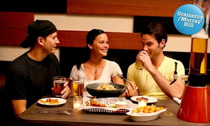 The Hill - Kips Bay: $25 for $50 Worth of Upscale Bar Fare and Drinks at The Hill