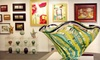 The Garden Gallery - Carlisle: Custom Framing and Restoration Services at The Garden Gallery in Carlisle (Up to 65% Off). Two Options Available.