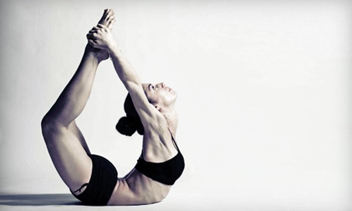 Bikram Yoga Fairfax - Fairfax: $10 Toward Bikram Yoga Classes