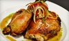 Savor - Doral: Two-Course Cuban Dinner with Wine for Two or Four at Savor (Up to 51% Off)