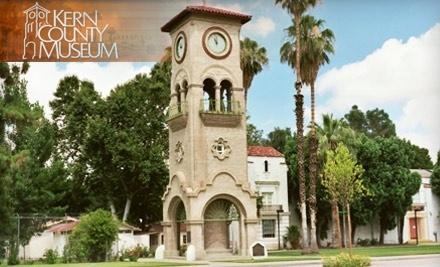 Kern County Museum - Kern County Museum in Bakersfield