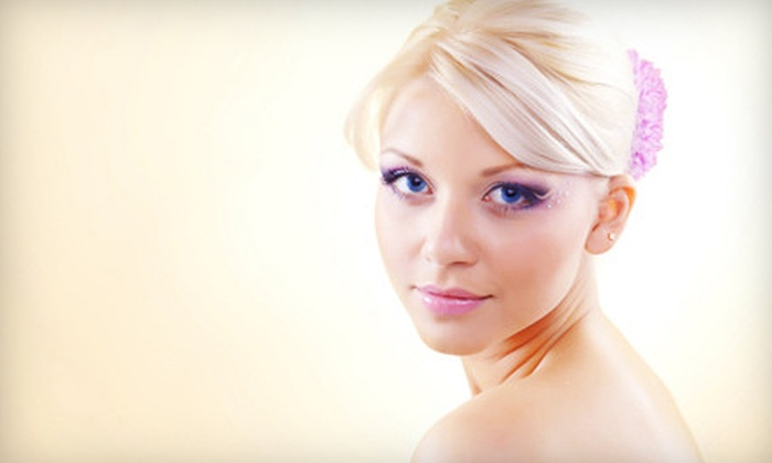 Pure Energy Hair & Body Spa - Cole Harbour: One or Three Facials or Facial and Eye-Zone Treatment at Pure Energy Hair & Body Spa (Up to 55% Off)