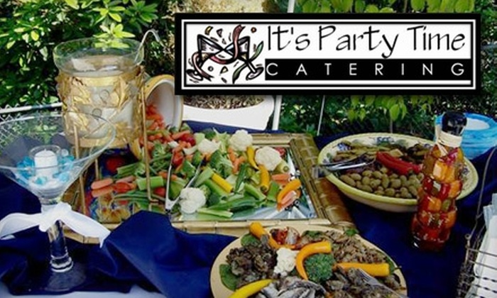 It's Party Time Catering - Sherwood - Tualatin North: $60 for $180 Worth of Catering Services from It's Party Time Catering