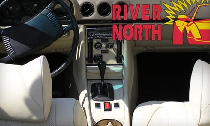 River North Hand Car Wash & Detailing - Near North Side: $65 for a Full Interior Detail at River North Hand Car Wash & Detailing