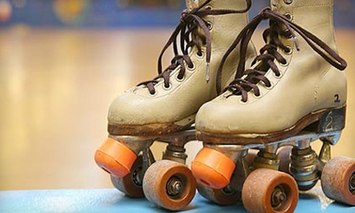 Starlite Skating Center - Stockbridge: $12 for Admission for Two, Two Skate Rentals, and Playground Access for Two at Starlite Skating Center in Stockbridge