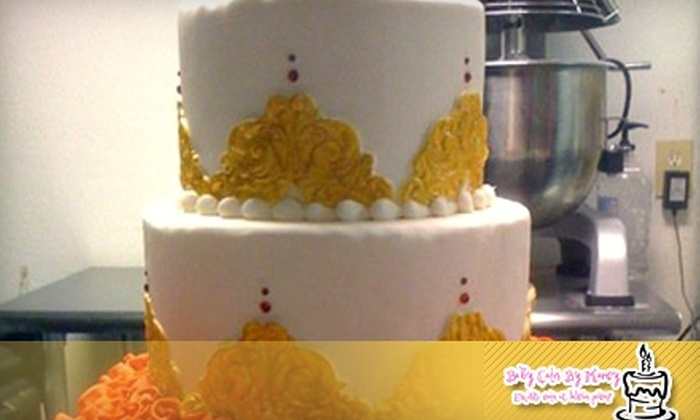 Baby Cakes by Marcy - Kern Place: $20 for $40 worth of Cakes at Baby Cakes by Marcy