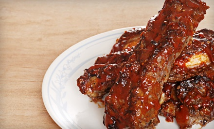 $20 Groupon to Big Daddy's All American BBQ - Big Daddy's All American BBQ in Broken Arrow