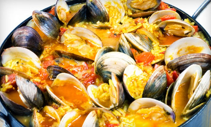 Pepe's Turnagain House - Turnagain Arm: $50 for a Four-Course Spanish Dinner for Two at Pepe's Turnagain House in Indian ($121 Value)