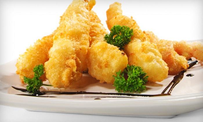 Oh Fish - Dupont Circle: $15 for $30 Worth of Sushi Over Three Visits at Oh Fish