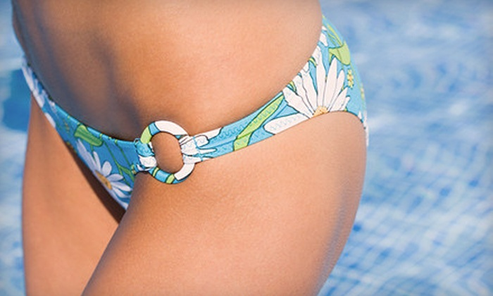 Spa Beca - Ridgeland: One, Two or Three Brazilian Waxes at Spa Beca in Ridgeland (Up to 55% Off)