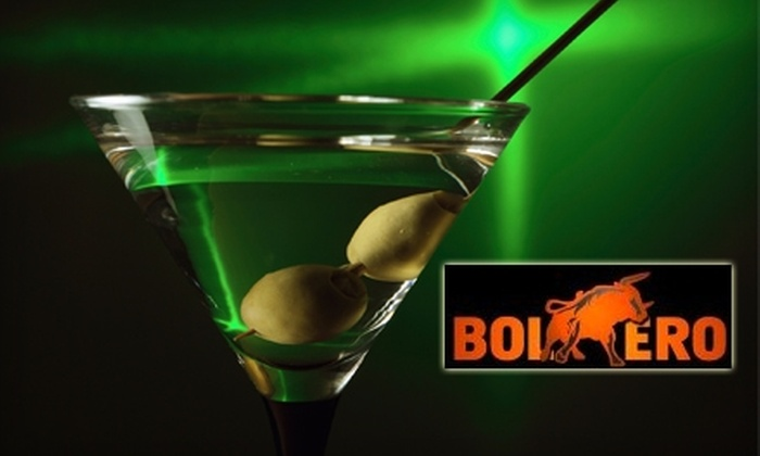 Bolero Tapas Bar & Spanish Grill - Downtown Oklahoma City: $12 for $25 Worth of Spanish Cuisine and Drinks at Bolero Tapas Bar & Spanish Grill