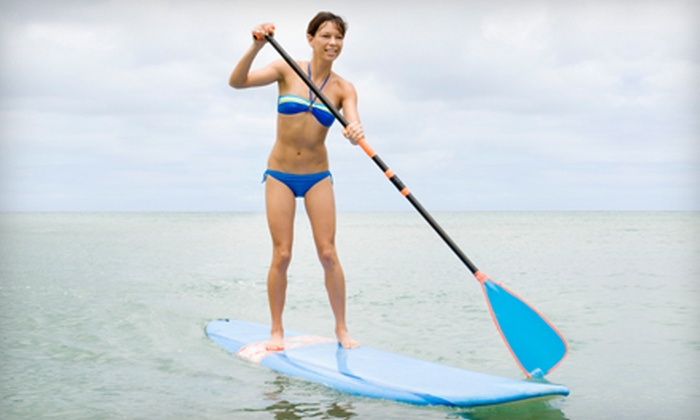 Sun Sports Rentals - Grand Haven: All-Day Kayak, Paddleboard, or Canoe Rental at Sun Sports Rentals in Grand Haven