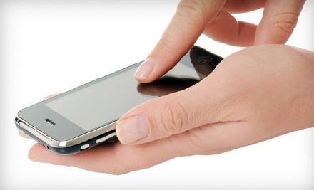 iPhone 3G or 3GS Lens or Screen Repair (a $65 value) - Tekcomm Repair in Winston-Salem