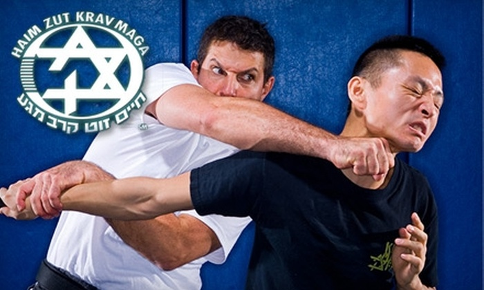 Krav Maga Federation NYC - Chelsea: $99 for a One-Month Membership plus Uniform Pants and Shirt at Krav Maga Federation NYC ($265 Value)