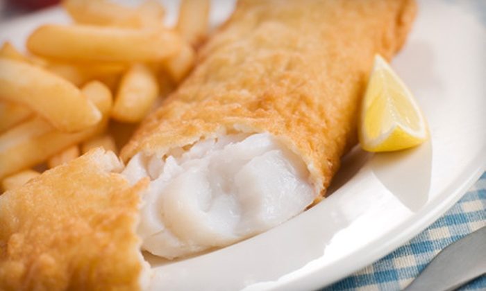 Oscar's Pier 83 - Glendale: $10 for $20 Worth of Fresh Seafood at Oscar's Pier 83 in Glendale