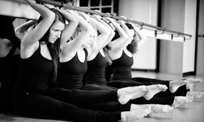 Sphericality - Hiltonia: $25 for Five BarreAmped Classes at Sphericality in Flemington ($90 Value)