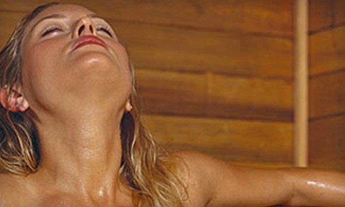 Oasis Club & Spa for Women - The Woodlands: $70 for Eight Far-Infrared Sauna Sessions at Oasis Club & Spa for Women in The Woodlands ($140 Value)