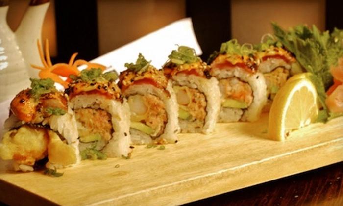 Usagi Ya Sushi and Pan Asian - Northwest Side: $20 for $40 Worth of Sushi and Pan-Asian Cuisine at Usagi Ya
