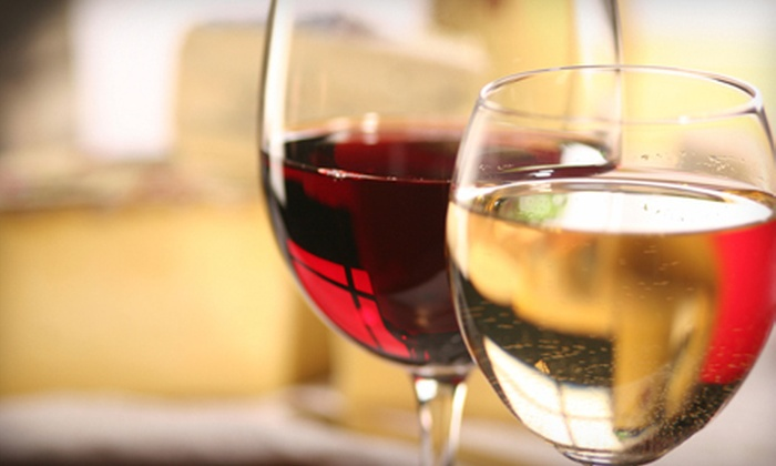 Rush Creek Wines - Aylmer: $20 for 90-Minute Wine Tour for Four Including Tasting, Pairing, Gift Bag, and Gift Cards at Rush Creek Wines in Aylmer ($40 Value)