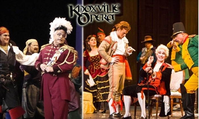 Knoxville Opera - Knoxville: $86 for a Season Ticket to Knoxville Opera (Up to $213 Value)