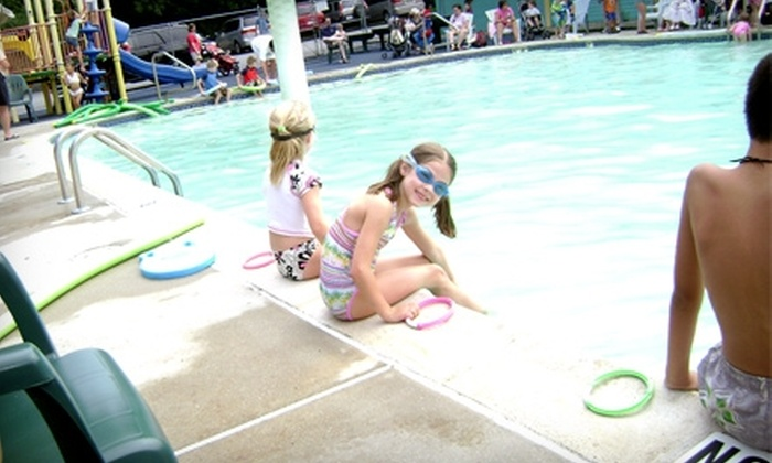 One Stop Fun - Westford: $35 for Five All-Day Pool Passes to One Stop Fun (Up to $75 Value)