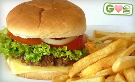 Cookers Red Hots: $6 Groupon for Burgers, Drinks, and More - Cookers Red Hots in Deerfield