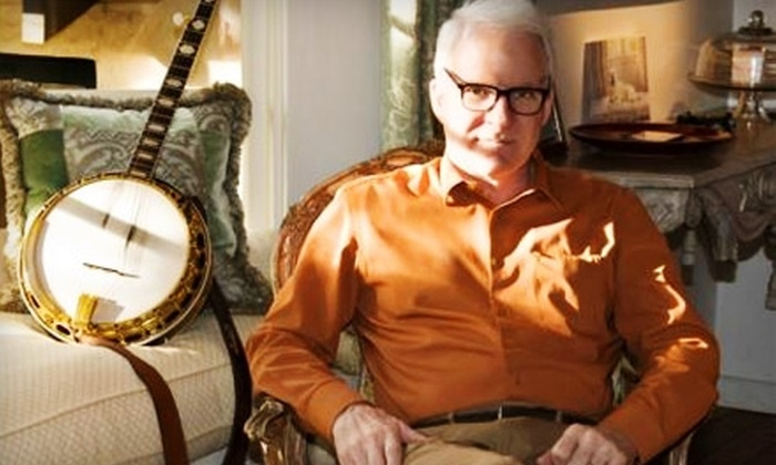 Red Mountain Entertainment - Nashville: $39 for One Ticket to Steve Martin and the Steep Canyon Rangers at The Woods at Fontanel on Friday, May 27 at 7 p.m. ($63 Value)